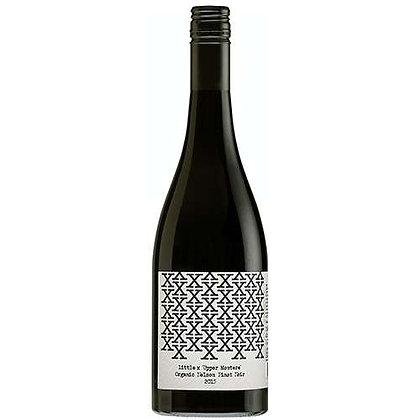 """little x """"Upper Moutere"""" Organic Pinot Noir 2015"""