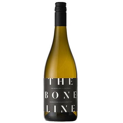 Sharkstone Chardonnay, The Boneline