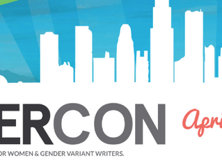 I'M SPEAKING AT BOTH BINDERCON AND STOKERCON IN APRIL!