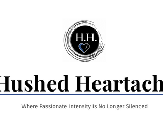 SHORT STORY PUBLISHED IN HUSHED HEARTACHE MAGAZINE AND POEM PUBLISHED IN KITCHEN SINK MAGAZINE!