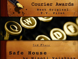 SAFE HOUSE WINS AT THE COURIER AWARDS