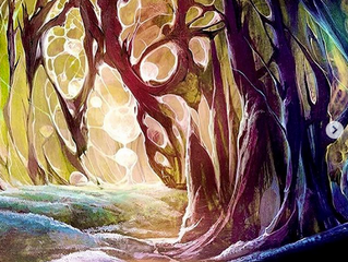 """""""ONCE UPON A TIME..."""" FEATURING MY SHORT STORY """"THE TREASURE IN THE WOODS"""" IS OUT NOW!"""