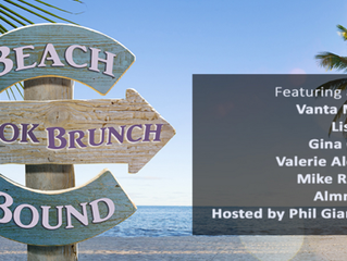 BEACH BOUND BOOK BRUNCH