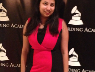 THE RECORDING ACADEMY'S 'IN THE MIX'