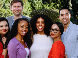PROUD TO ANNOUNCE THAT I'M A FELLOW IN THE 2019-2020 CBS WRITERS MENTORING PROGRAM
