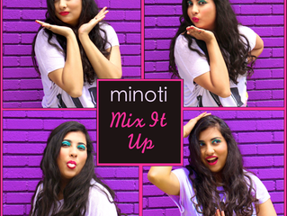"ANNOUNCING - MY THIRD ALBUM! ""MIX IT UP"" WILL BE AVAILABLE ONLINE SEPT 8TH 2015."