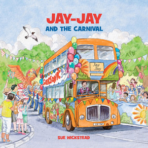 Jay-Jay And The Carnival - Sue Wickstead