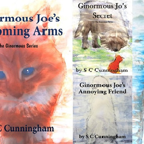 The Ginormous Series - S. C. Cunningham