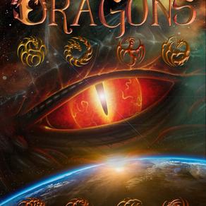Space Dragons - Robin Bennett