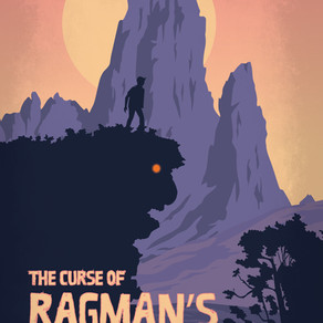 The Curse Of Ragmans Hollow - Rhys A Jones