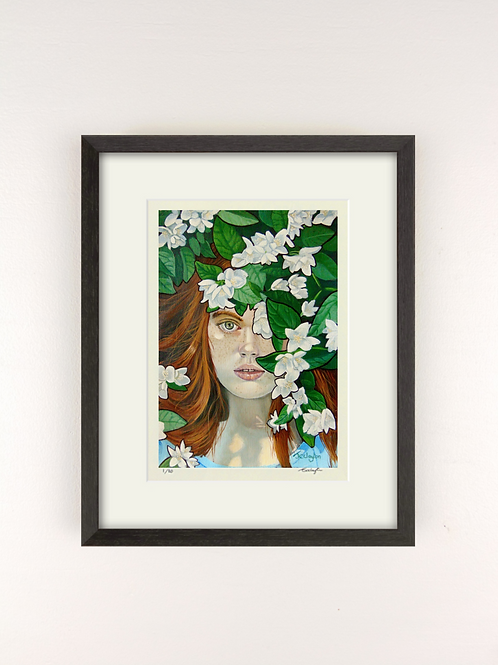 IN BLOOM - GICLEE PRINT