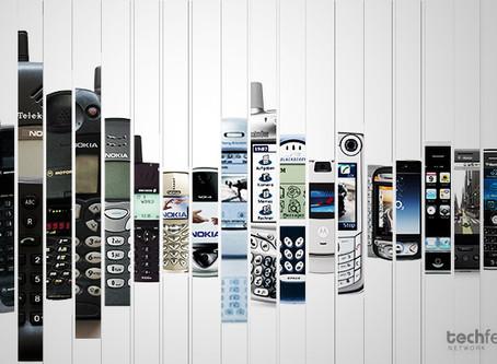 Evolución: Del Teléfono Descompuesto al iPhone 6 Descompuesto