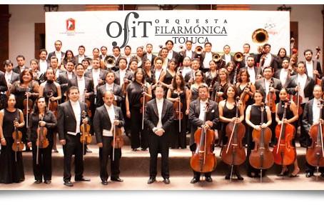 La Orquesta Filarmónica de Toluca: referente cultural del Estado de México