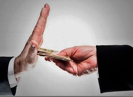 No Des Pie a la Corrupción, no te Conviertas en su Aliado