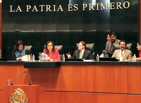Ana Lilia Herrera, Roberto Gil Y Domitilo Posadas: La Reforma Político-Electoral