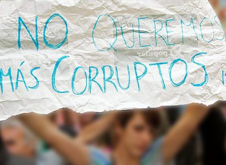 """Di """"NO"""" a la Corrupción: Por Una Sociedad Digna"""