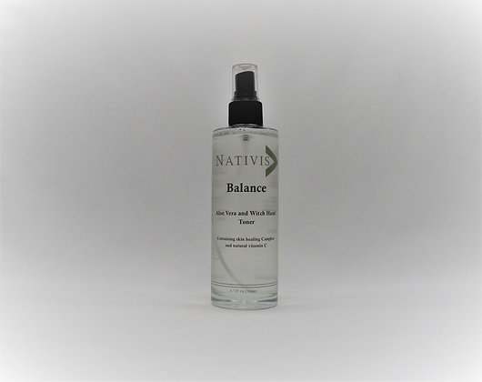 Nativis Balance Aloe Vera and Witch Hazel Toner