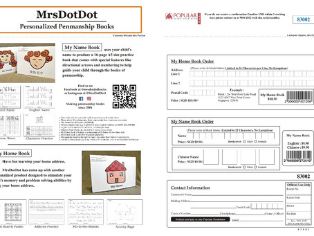 New Order Forms launched!