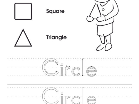 Lets Learn Shapes