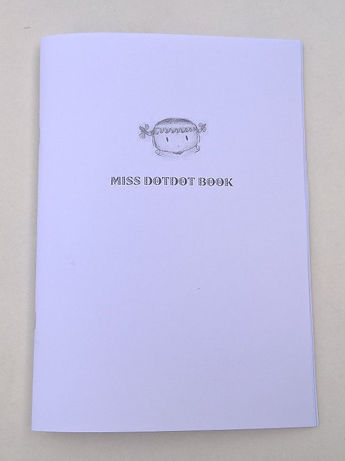 Miss DotDot A5 Note Book