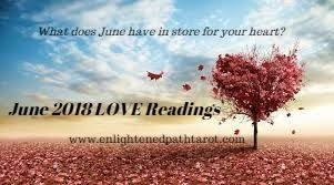 June general LOVE readings have been posted to our YouTube site!