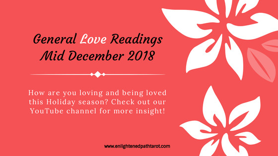 Mid Month Love Readings have arrived!