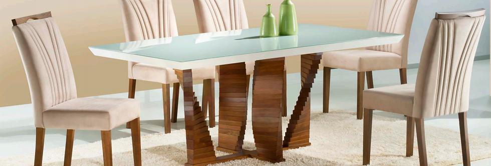 Cadeiras e Mesa Menegaz Harmony