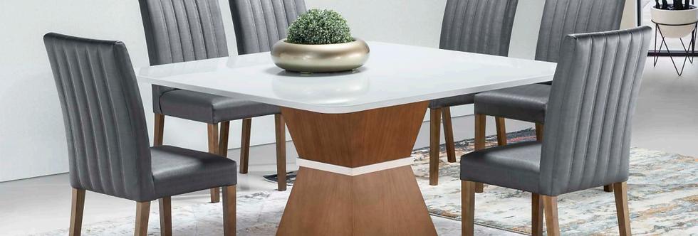 Mesa e Cadeira Menegaz Eva