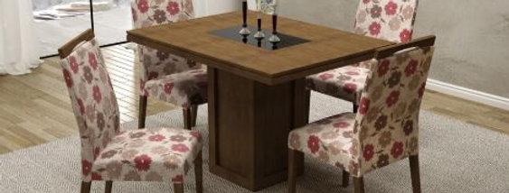 Mesa e Cadeiras Liptus