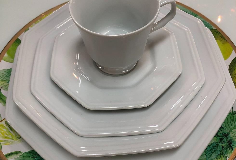 Jogo de porcelana com 30pcs