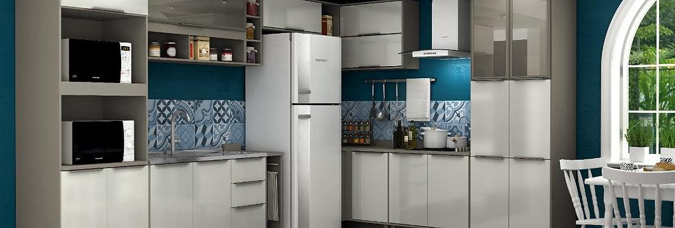 Cozinha Modulada Visão
