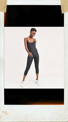 Capri Length Bodysuit
