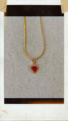 Queen Of My Heart Necklace