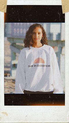 Live In Balance Sweatshirt