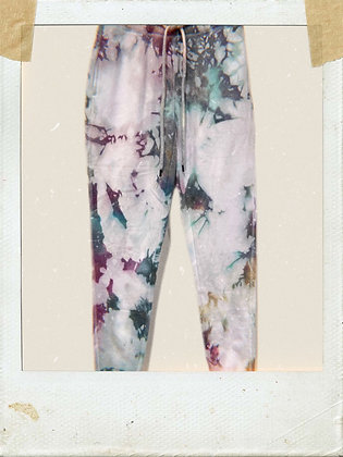 Ice Dyed Tie Dye Joggers
