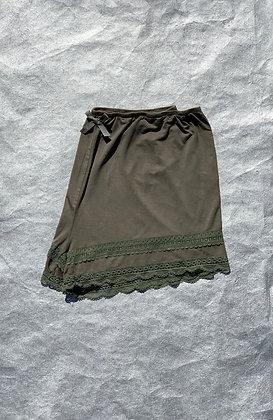 Olive Lounge Shorts