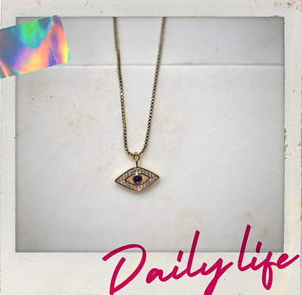 Royal Eye Necklace