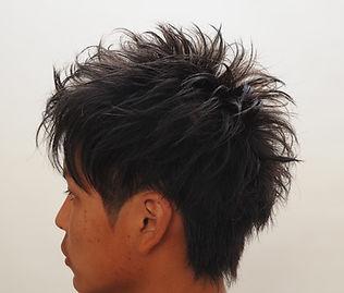 岩槻の床屋WIN'Sのヘアーデザイン