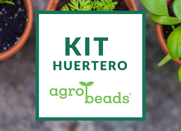 Kit Huertero AgroBeads®