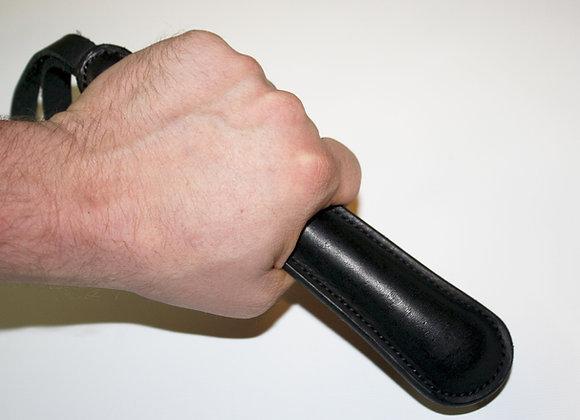 Heavy Leather Sap W/ Wrist Strap
