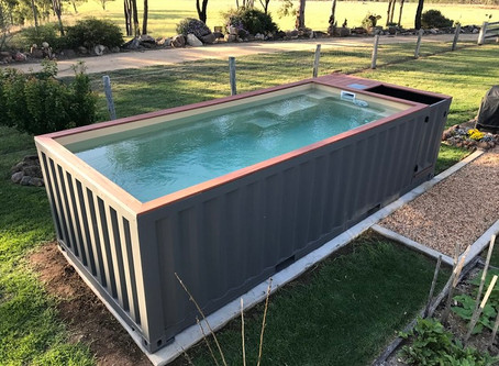 Qual è la struttura ideale per costruire una piscina?