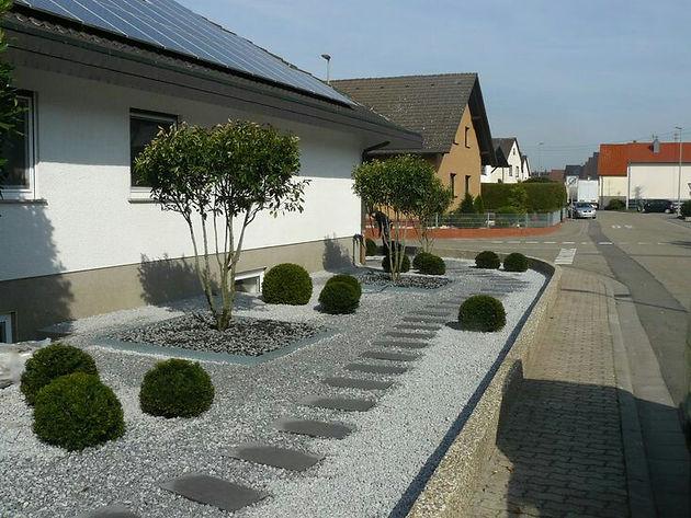Ghiaia E Pietre Per Giardini Progettazione E Realizzazione