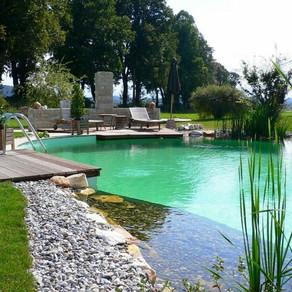 L'eleganza delle piscine naturali
