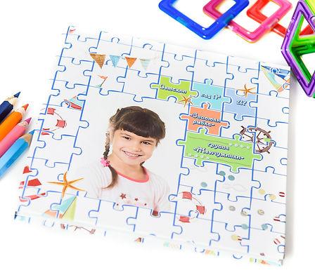 выпускные фотоальбомы детский сад