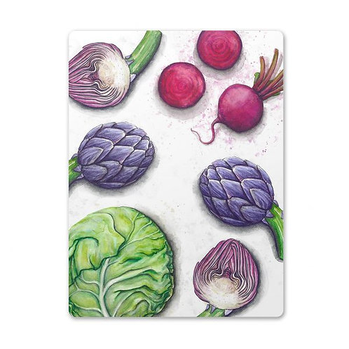 Cutting Roots trivet/cutting board