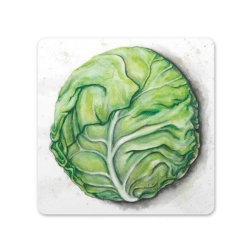 Cabbage trivet/cutting board