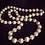 Thumbnail: Silk Beaded Necklace