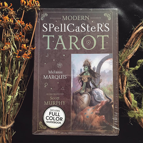 Spellcasters Tarot