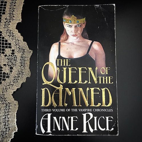 Queen of the Damned by Anne Rice
