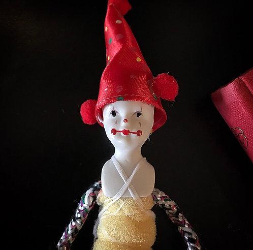 Small Clown Doll